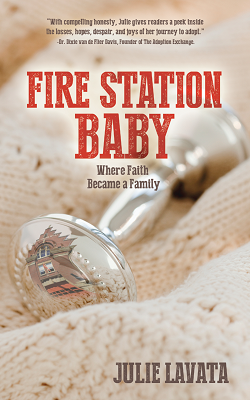 Fire Station Baby book cover